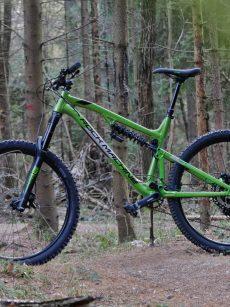 Celoodpružené bicykle / FULLY